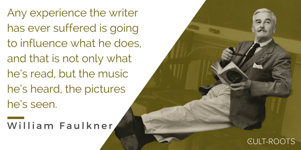Faulkner experiencias escritor Cult-Roots