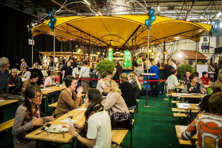 Countryside, Flanders Expo, uitbating van champagnebar