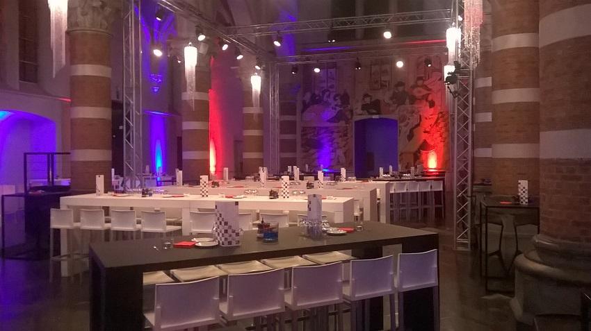 Jubileumfeest Van Hout - Geel- in Paterspand te Turnhout