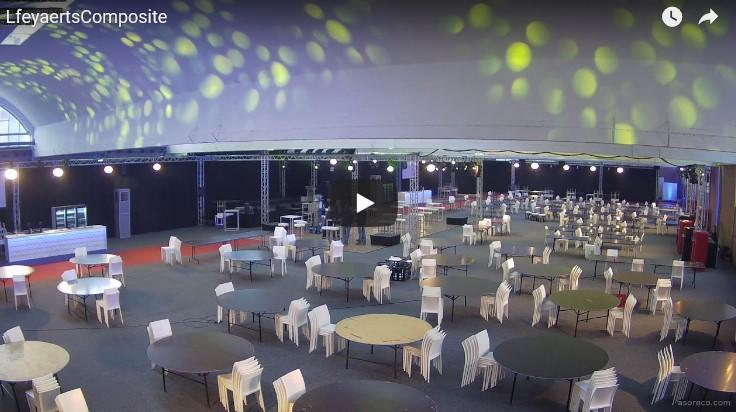 Rotary Westerlo - Januari 2018Rotary Westerlo: galabal 650 pers. Bekijk hiernaast het filmpje van de opbouw tot en met het einde van het feest. Indrukwekkend hoe we op korte tijd een hal kunnen omtoveren tot de ultieme feeslocatie.