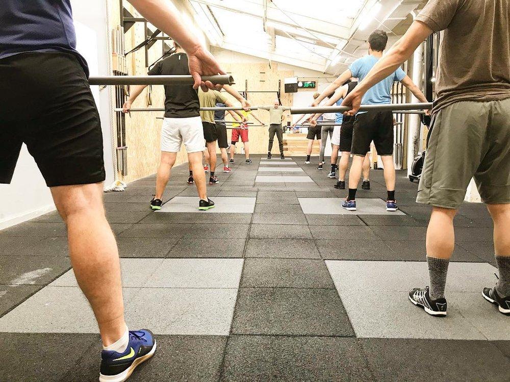 CrossFit Paris 11