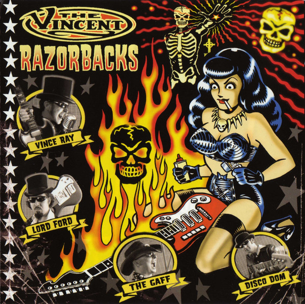 The Vincent Razorbacks - 2004