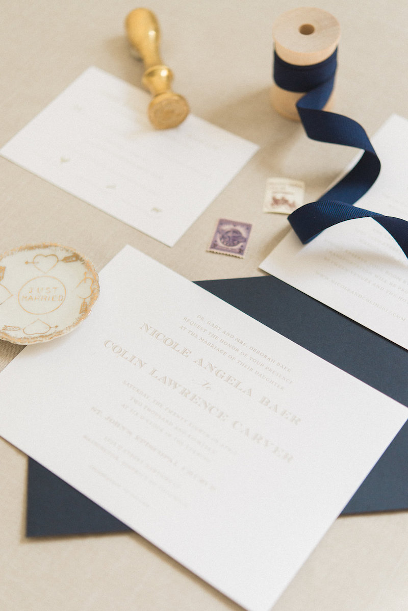 """Nicole"" / Wedding Collection • Photo:  Joy Michelle Photography"