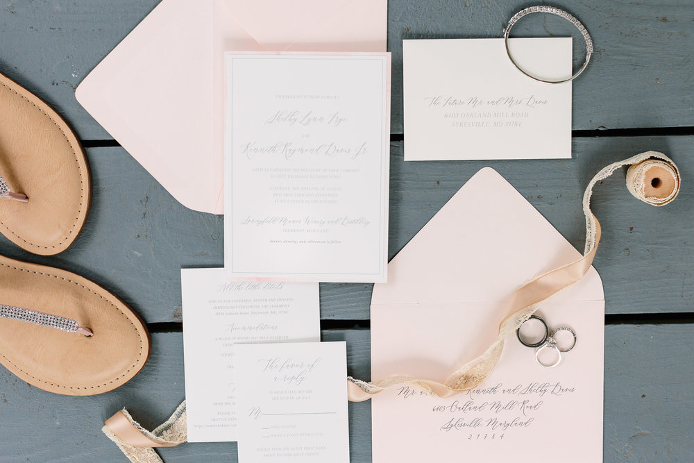 calligraphy-wedding-invitation-third-clover-paper-lauren-meyers-photography