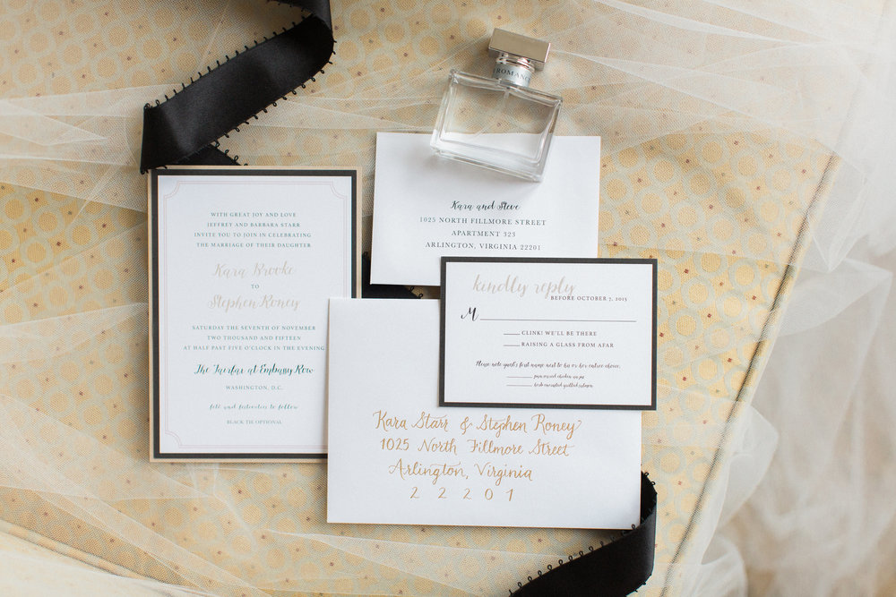 black-and-gold-classic-wedding-invitation-third-clover-paper-abby-grace-photography