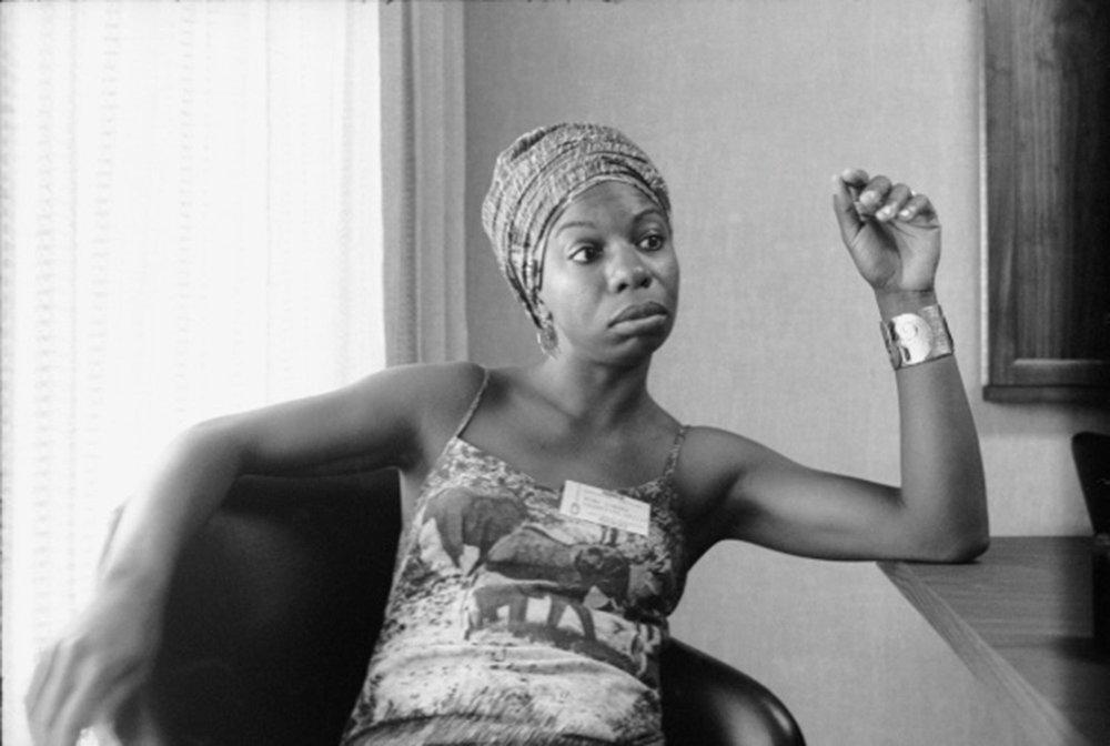 Nina Simone - Feb. 22, 2018