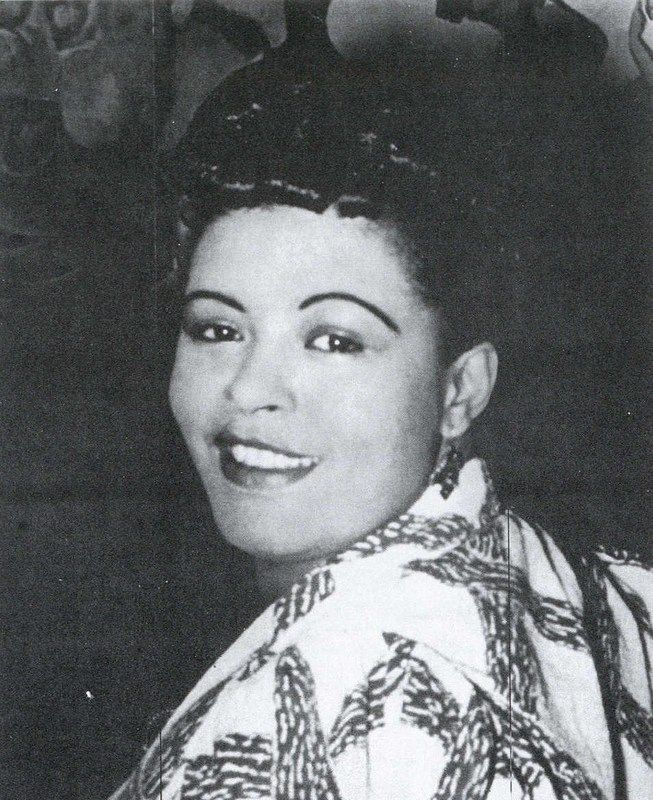 Billie Holiday -  Apr. 8, 2018