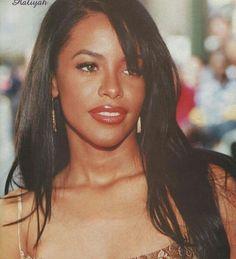 Aaliyah - Jan. 17, 2018