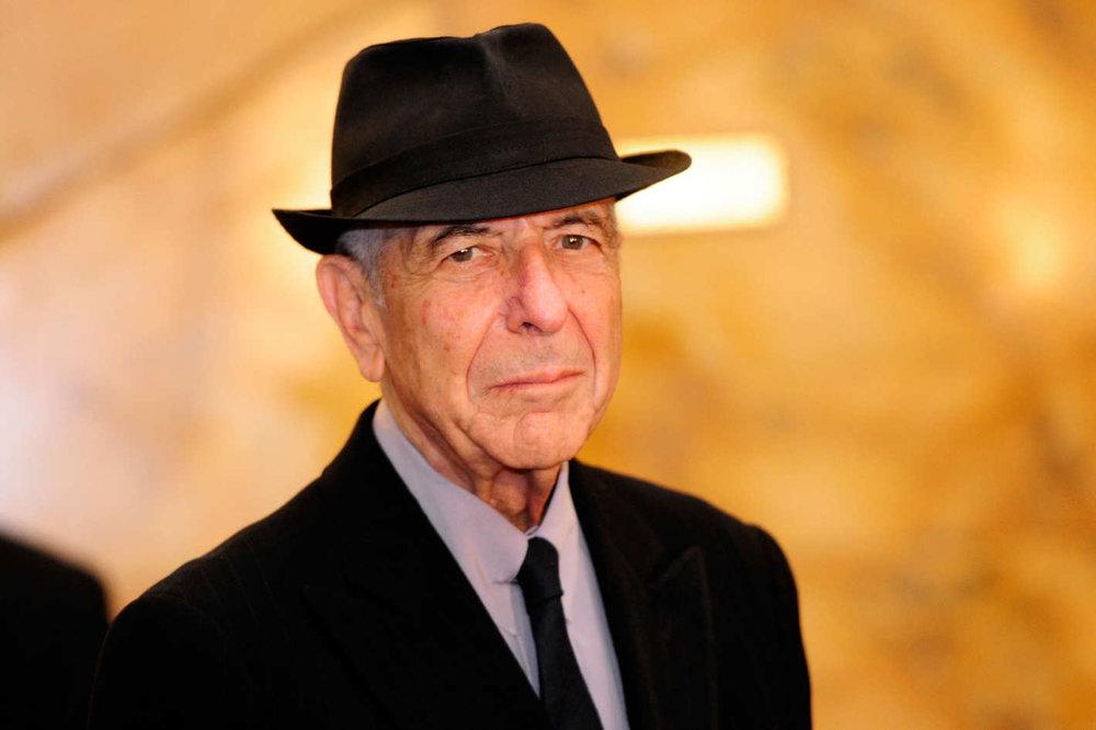Leonard Cohen - Sep. 19, 2018