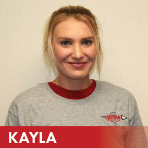 Kayla - Field Team