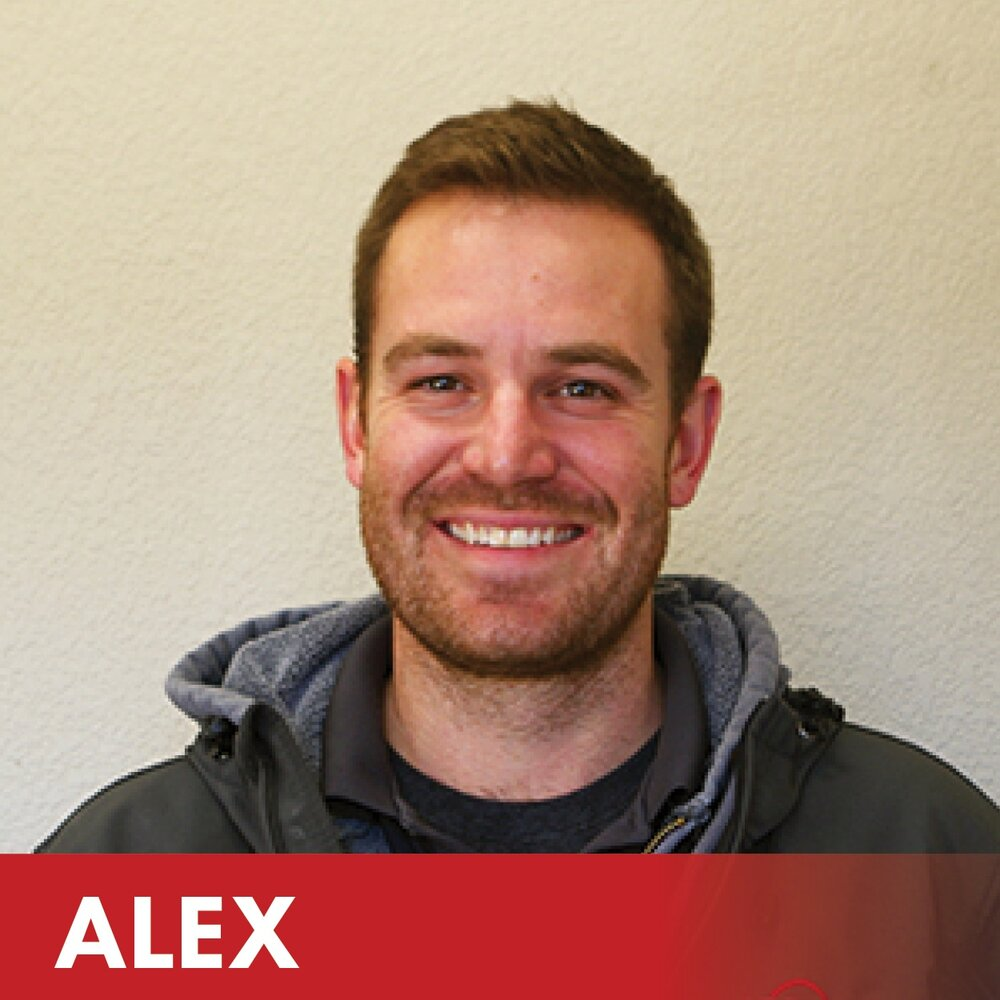 Alex - Project Manager