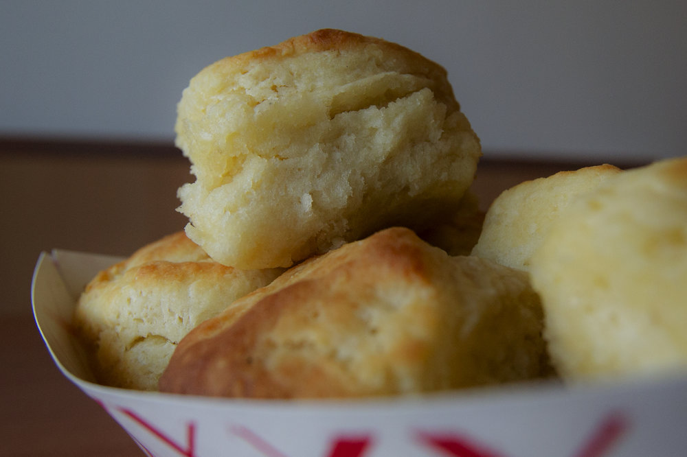 Buttery Biscuits