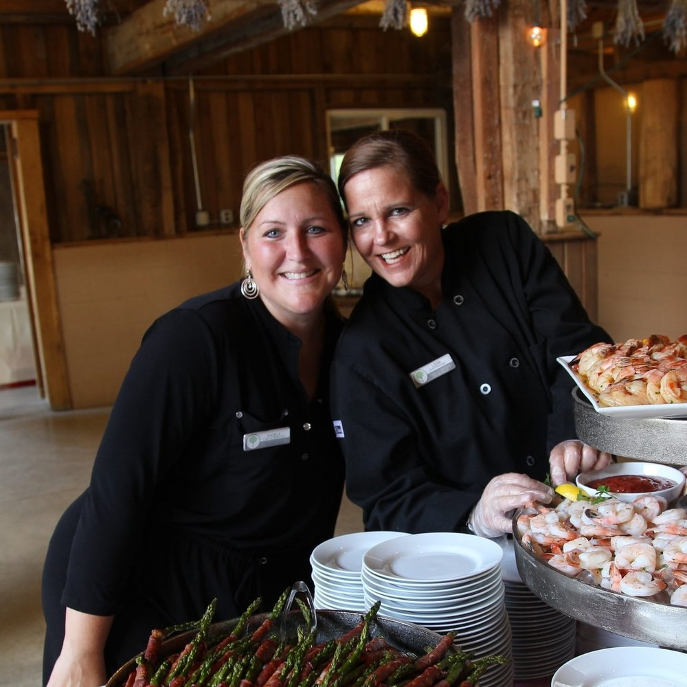 Happy TC staff w%2F hors d'oeuvres.jpg