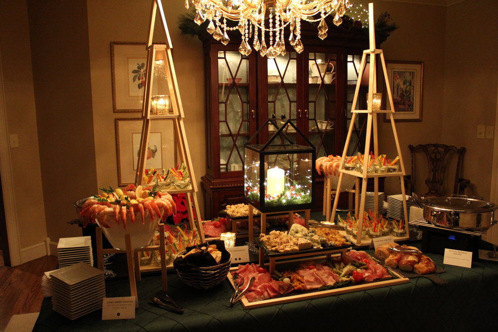 Hors D'oeuvre Display
