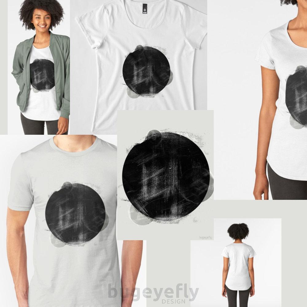 bugeyefly pattern design mockup