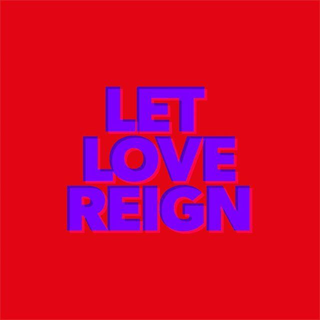 Let love reign @elbiloveshop @elbi