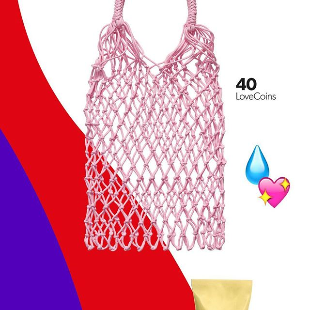 H&M CONSCIOUS Pink Fiona Fishnet Made from pioneering sustainable material BIONIC® – a recycled polyester made from plastic shoreline waste. . . . . #ocean #sustainability #sustainablefashion #sustainable #fashion #conscious #collection #hm #water #aid #fashiongoals #ootd #fashionista #green #makeadifference #tech #techforgood #app #love #shop #glam #dress #elements #gorgeous #beautiful #pretty #eco #environment #ecofashion