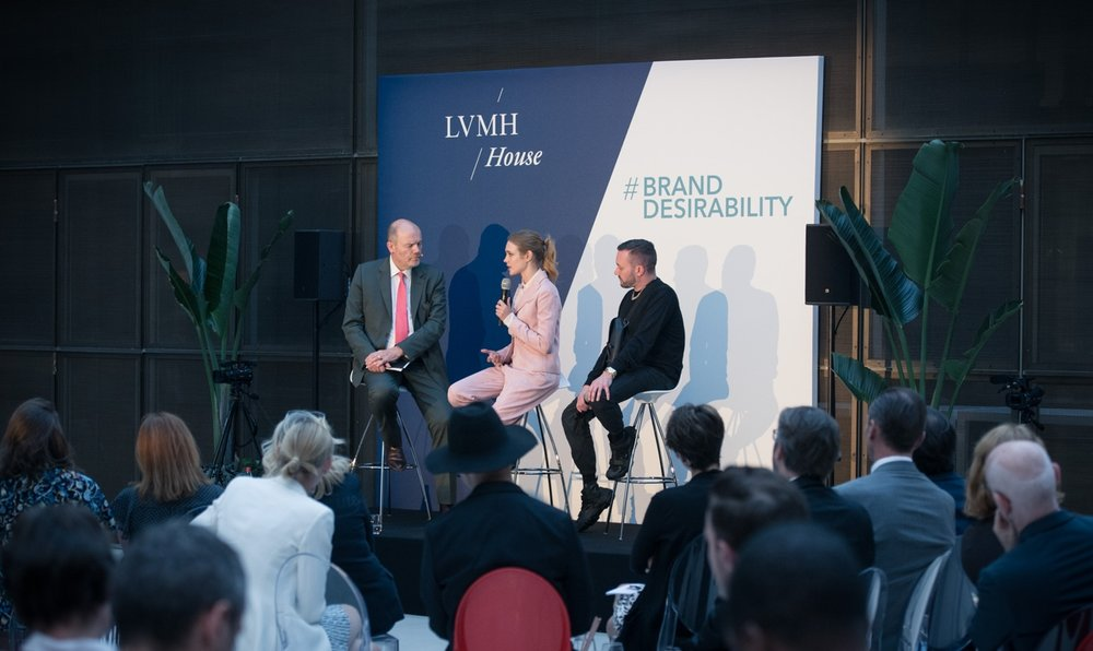LVMH Business Desirability Forum