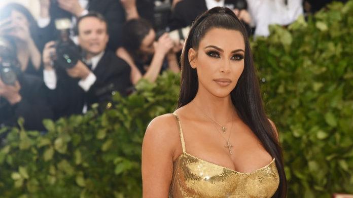 Kim Kardashian West is supporting ElbiDrop!
