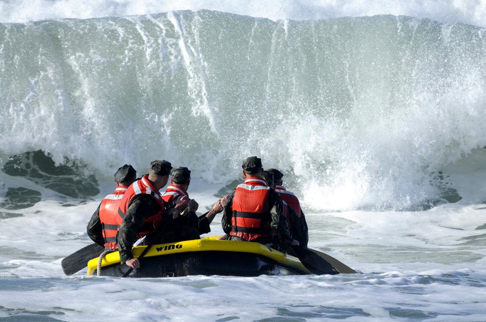 U.S. Navy SEAL training