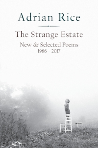 The Strange Estate: New & Selected Poems 1986–2017  by Adrian Rice
