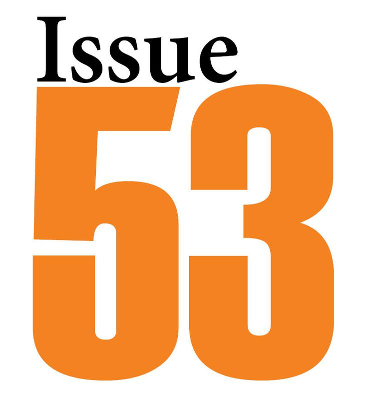Issue 53 Table Of Contents Press 53