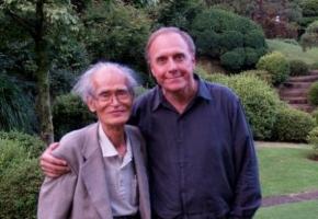 Interview with Naoshi Koriyama   ,  poet and translator