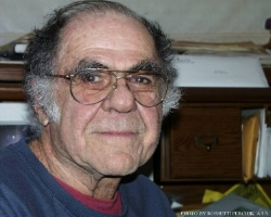 Simon Perchik    5 Poems