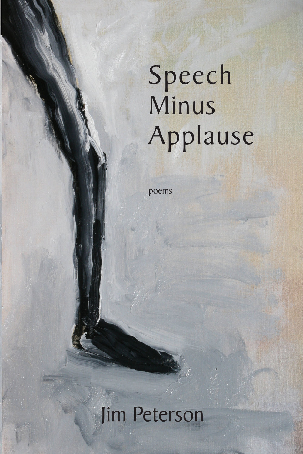 Speech Minus Applause cover.jpg