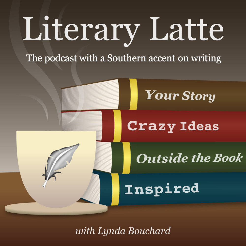 Literary Latte  is the podcast with a Southern accent on writing. Each episode is a jolt of inspiration fueled by engaging conversations with best-selling Southern authors and publishing industry pros who give real-world advice on the craft and business of writing. Inspired, informed and always outside the book.