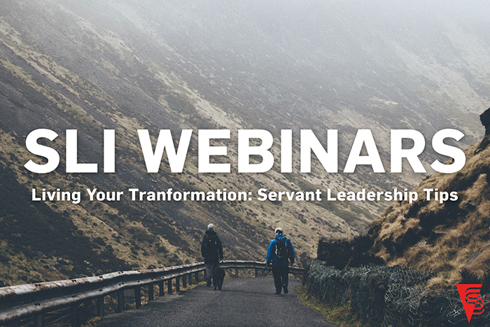 Living Your Transformation - Servant Leadership Tips - Listen as, Founder and CEO, Art Barter gives servant leaders crucial tips on how to properly live the servant leadership transformation.