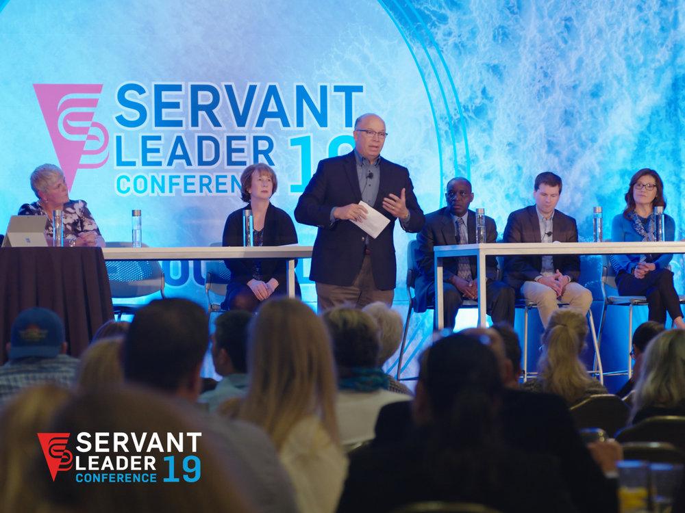 Servant Leadership Practitioners Panel