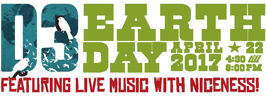 D3 Earth Day Friend Raiser