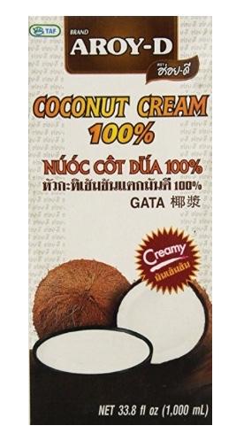 Aroy-D Coconut Cream