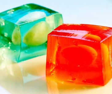 Many of us know jello as a fruit and sugar filled dessert.