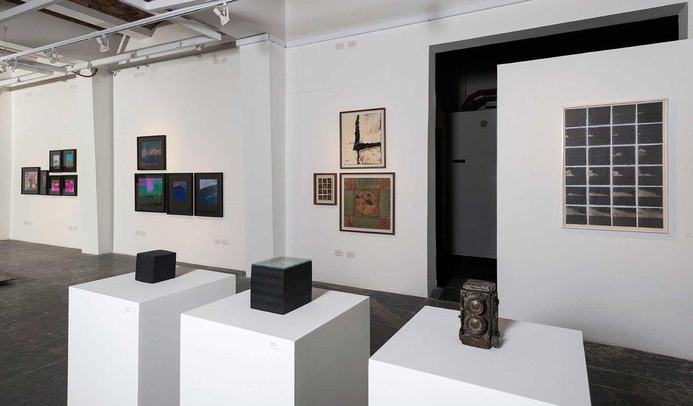 """""""Retroperspective vision"""" - Jorge Ortíz"""