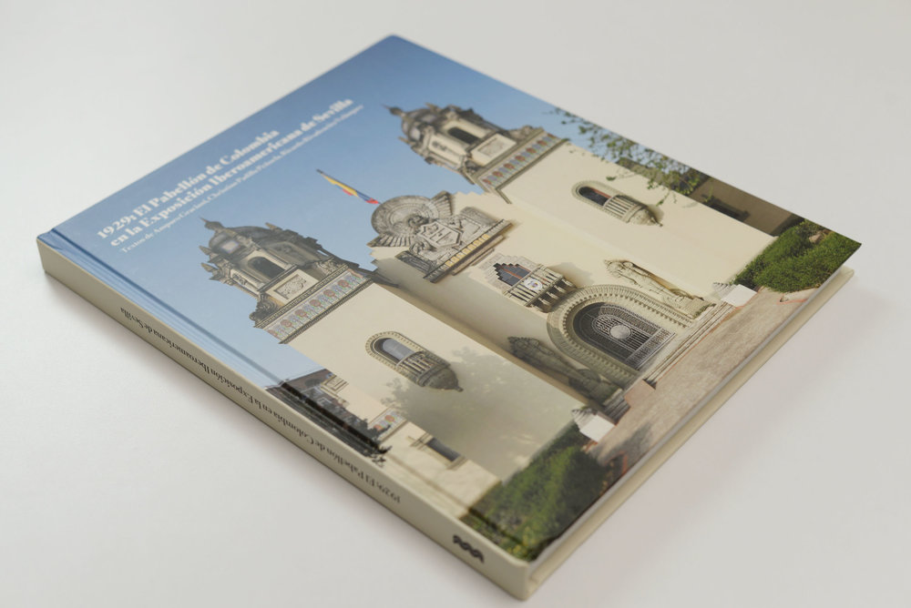 1929: El Pabellón de Colombia en la Exposición Iberoamericana de Sevilla
