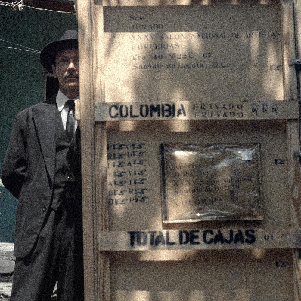 Visitas y Apariciones - Alfonso Suárez