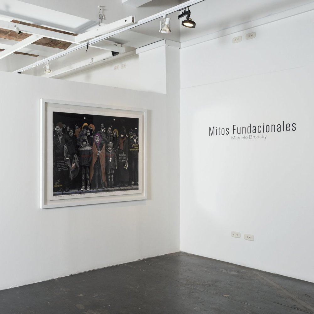 Mitos Fundacionales - Marcelo Brodsky