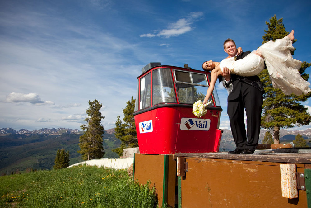 Vail Wedding Photographer Toni Axelrod