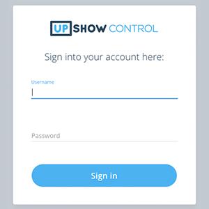 Demo Control Panel (login info below)