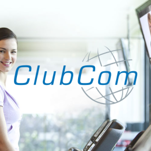 ClubCom   is a digital entertainment network for the fitness market that can now integrate UPshow's Social TV products.