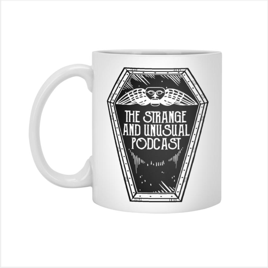 Coffin Logo Mug - $13, purchase at this link