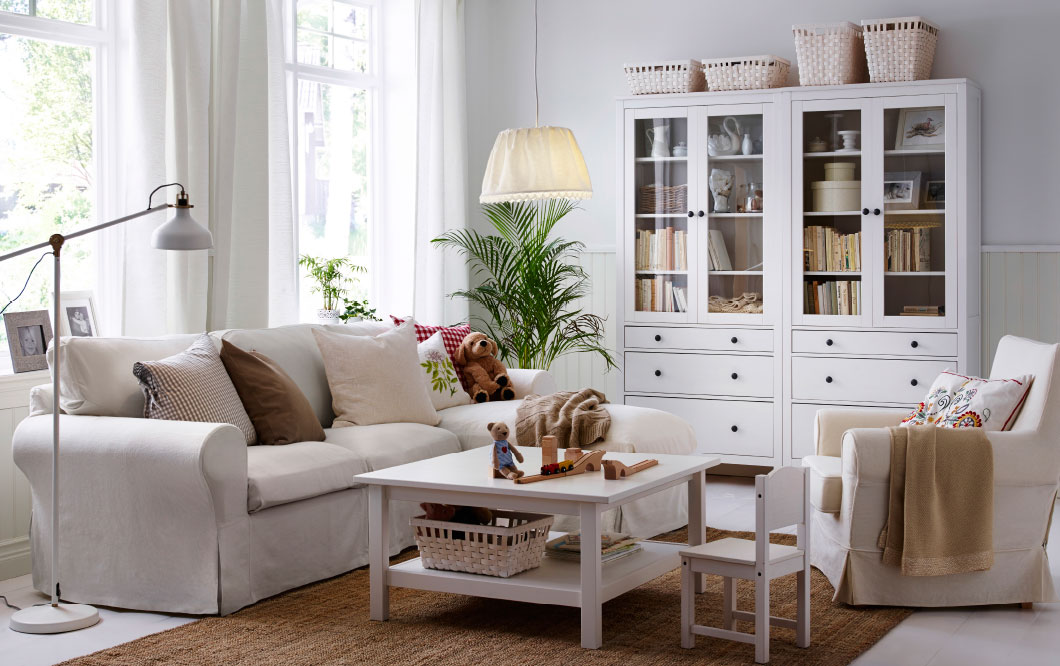 Ikea Family Room