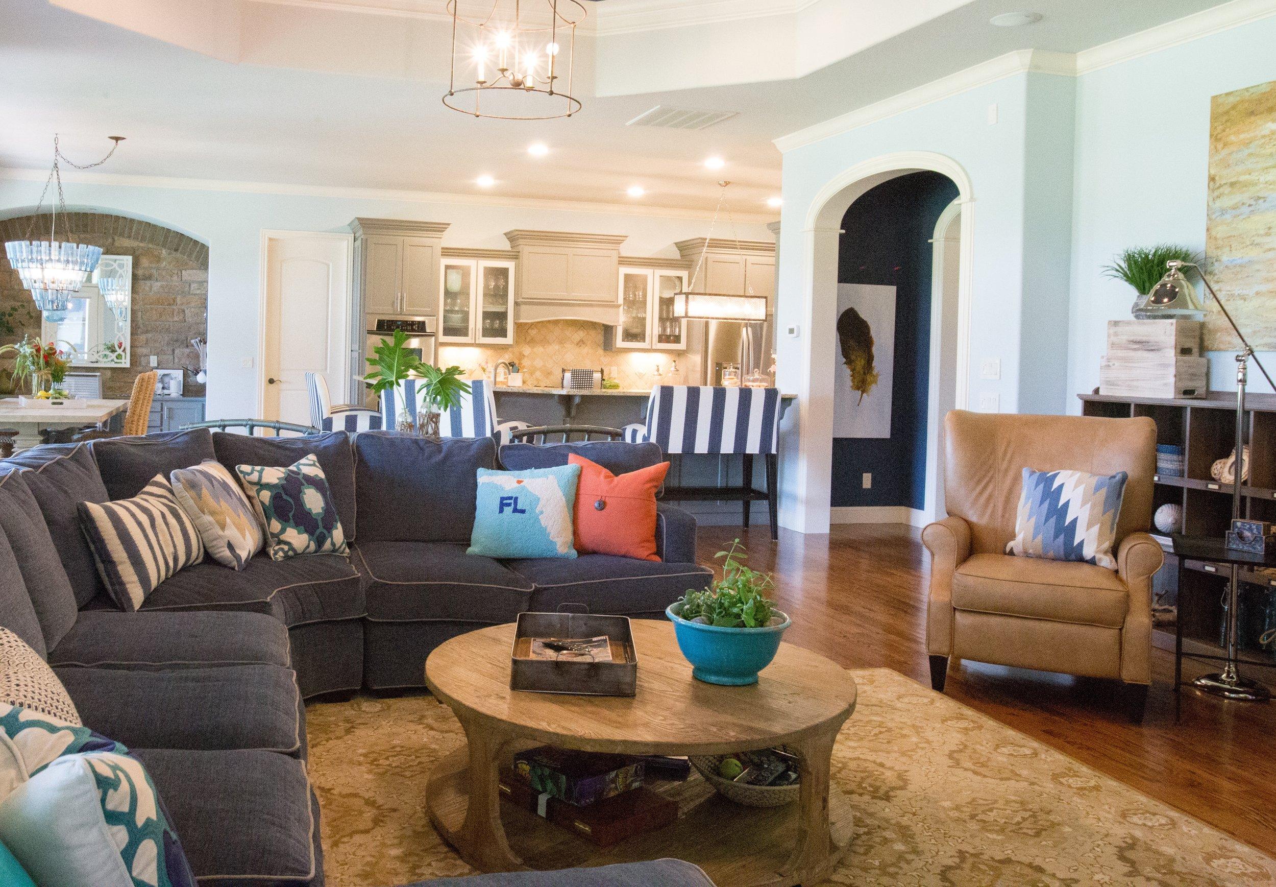Jennifer Taylor Design; Tallahassee, Florida