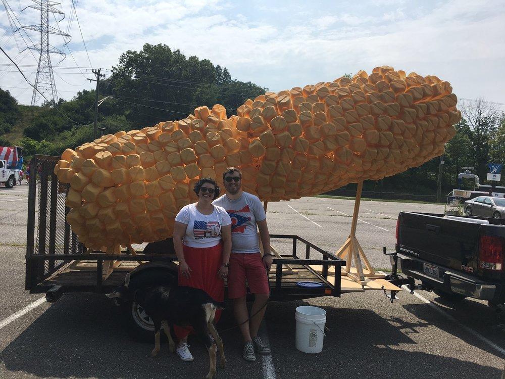 Hannah Foureman-Smith and Joshua Smith, Camp Washington