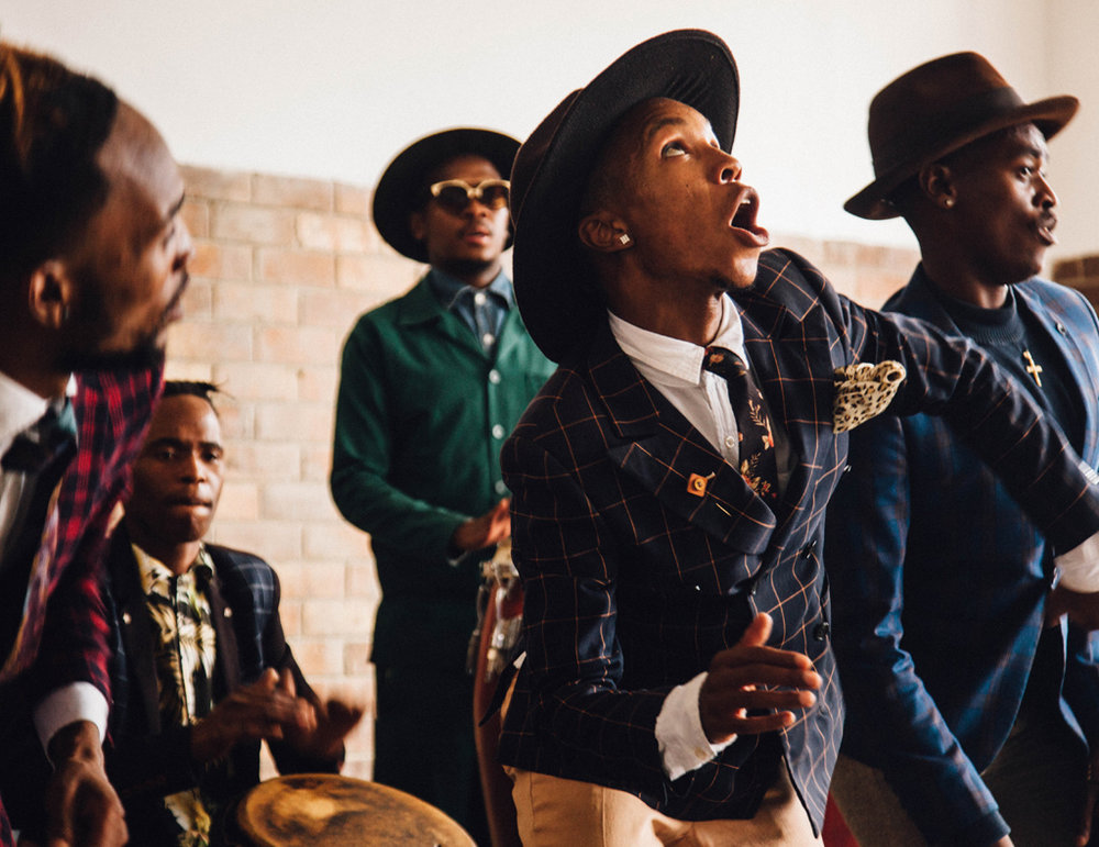 African rhythm