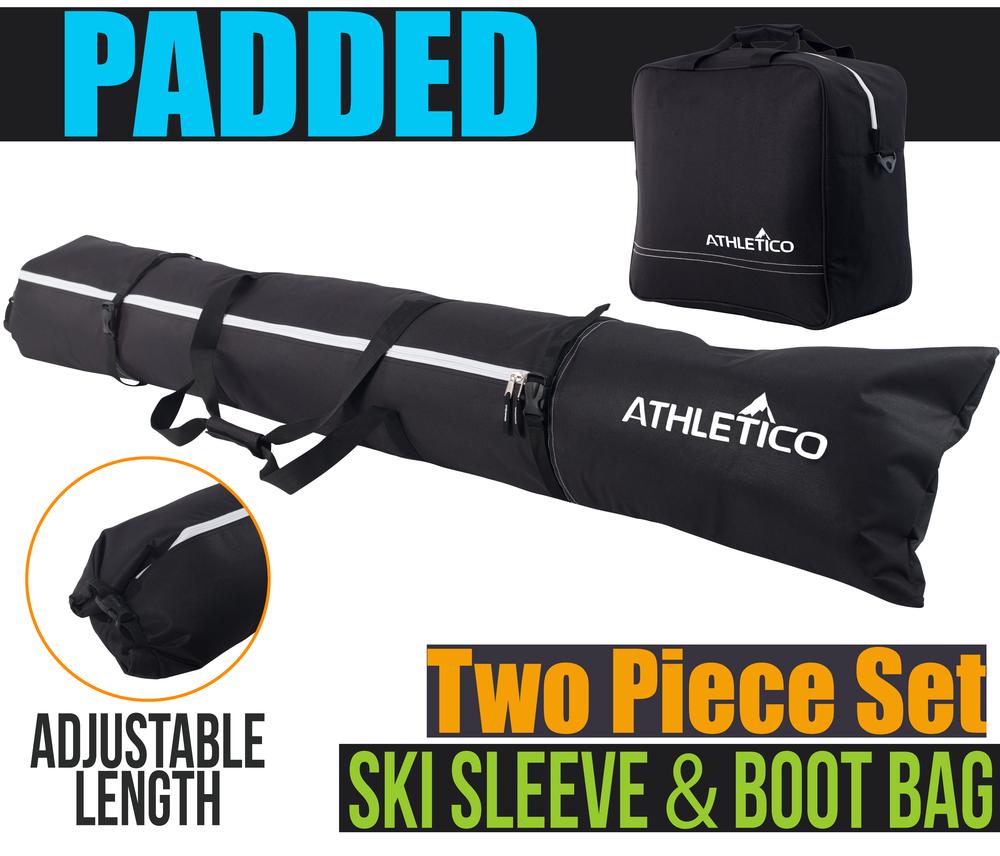 Padded - Ski & Boot Bag Combo
