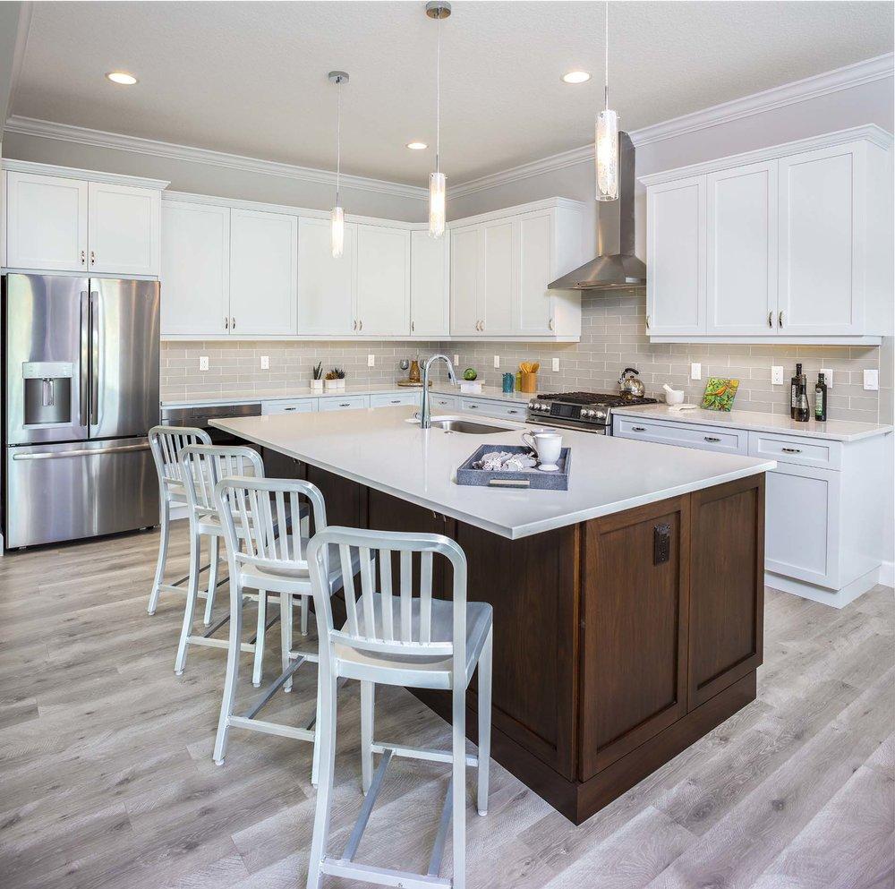 Luxury Kitchen Private Community Sandhill Lake Sarasota