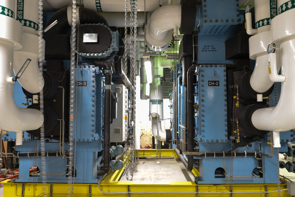 Mechanical Partnered With Ruben Companies To Replace The Chiller Plant Cooling Tower And Building Management Systems At One Dag Hammarskjld Plaza